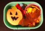 Halloween Bento Lunch - Version 1