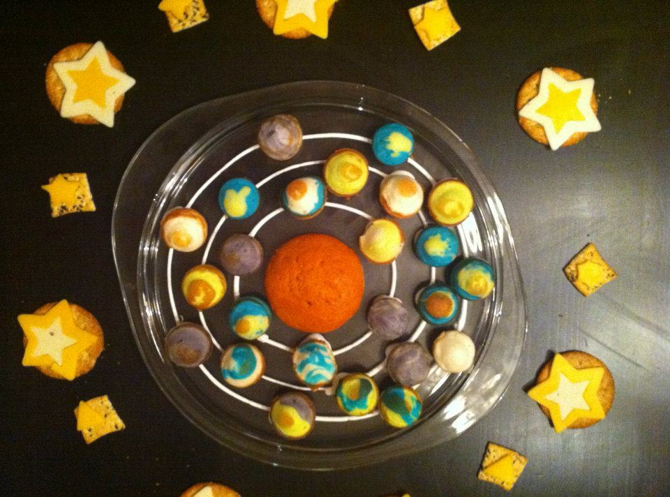 pop corn ball solar system - photo #9